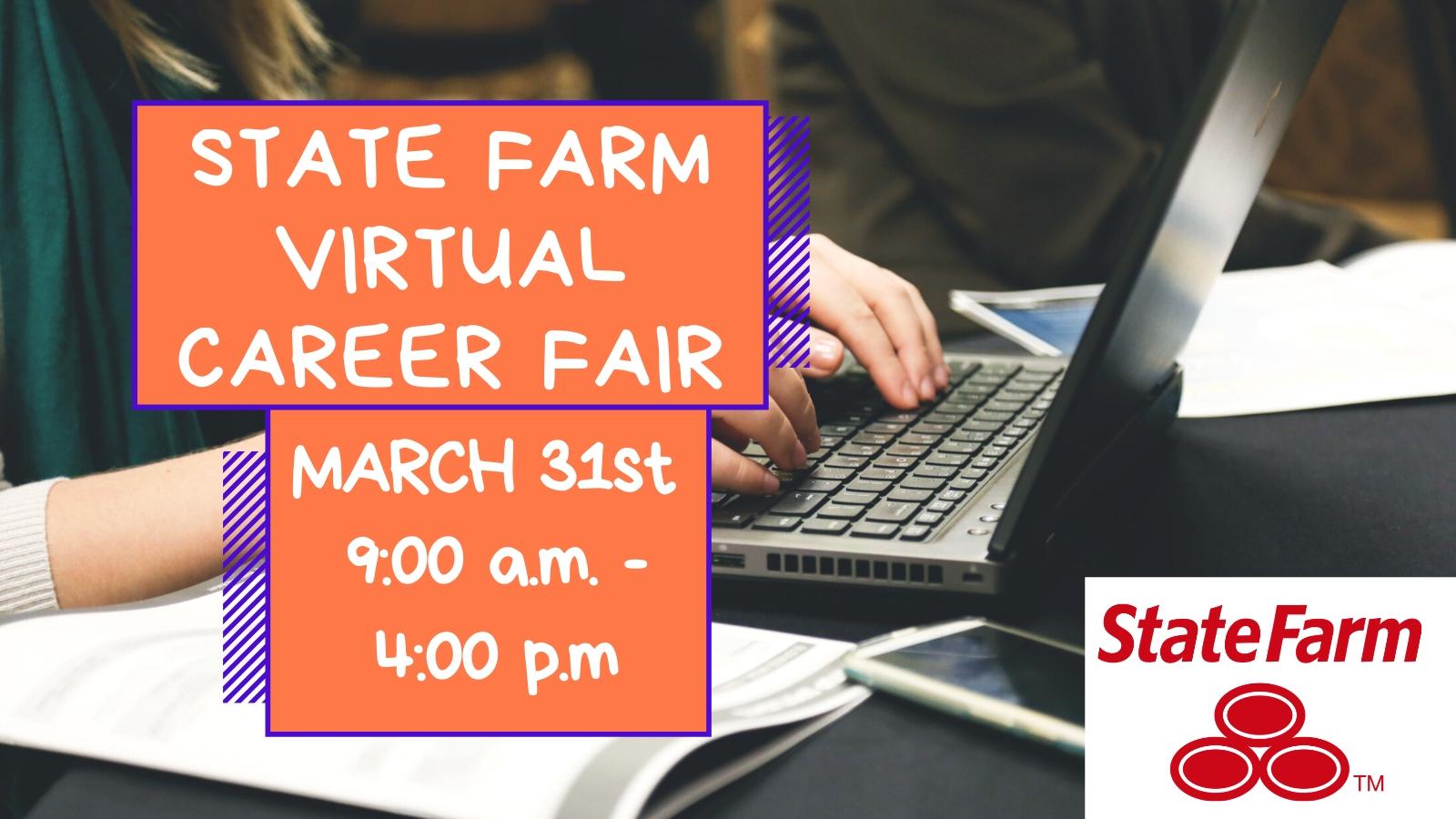 State Farm Virtual Career Fair