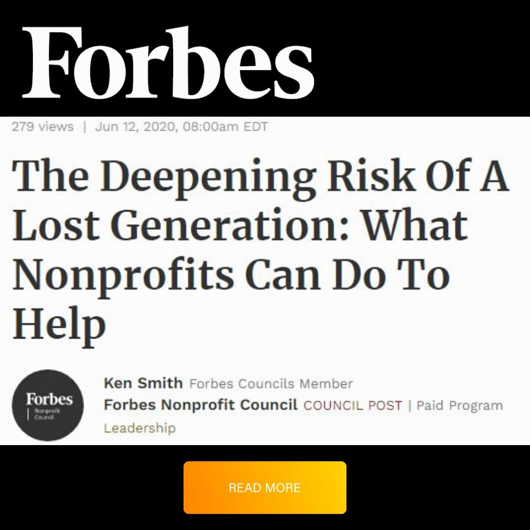 Deepening Risk of A Lost Generation: What Nonprofits Can Do To Help