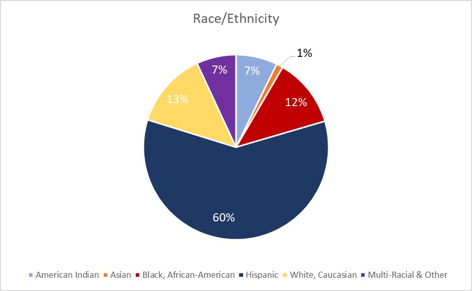 JAG Student Demographics