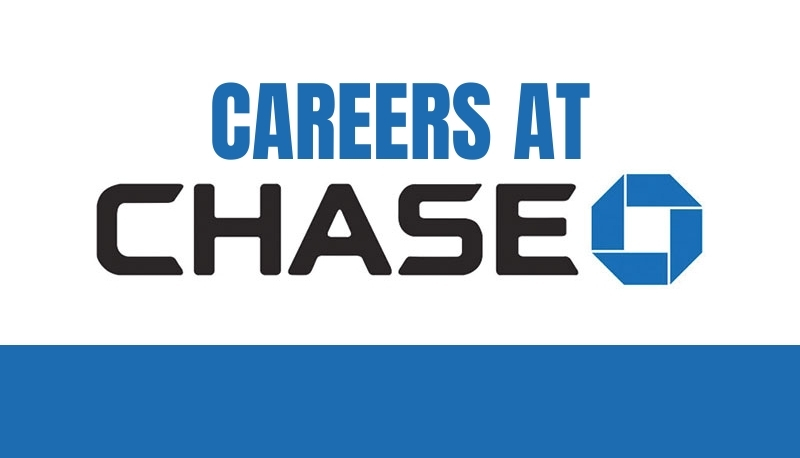 Chase Bank Careers link