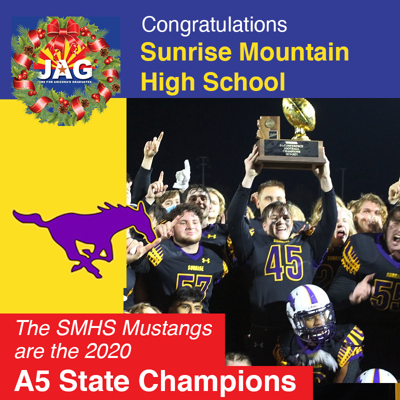 Peoria Unified High School District State Champions Sunrise mountain