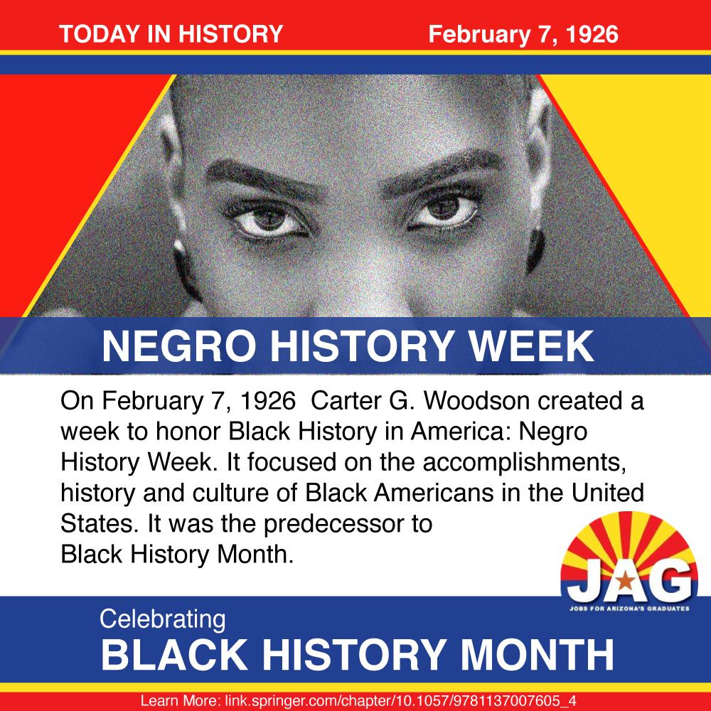 Negro History Week