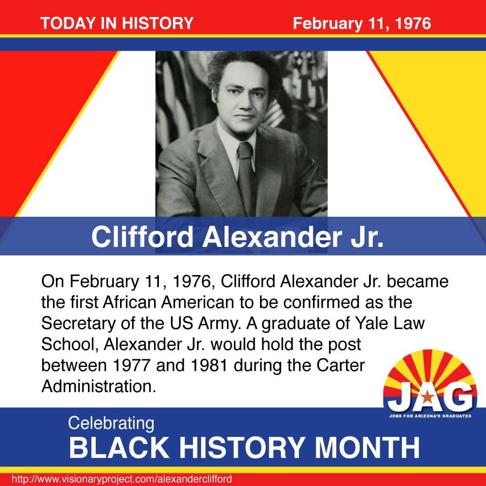 Clifford Alexander Jr.