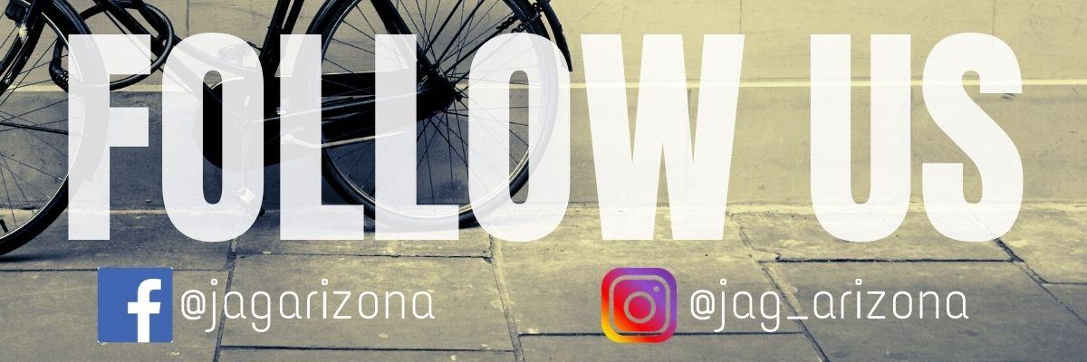 Follow us on social media @jagaz
